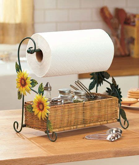 Sunflower kitchen decor     Kitchen ideas