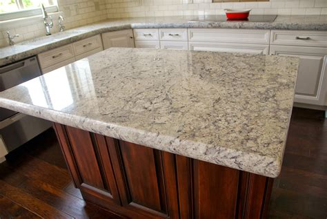 Bianco Romano Granite Countertops by The Granite Gurus Bianco Romano Granite Kitchen From Mgs