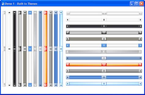 qt layout scrollbar 12 in 1 sonic activex bundle christmas offer development tools