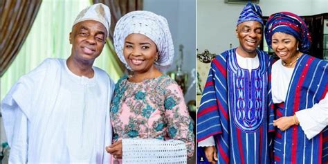 Bishop David Oyedepo & his wife celebrate their 36th