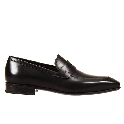 loafer leather shoes lyst ferragamo shoes nomad loafer leather bottom