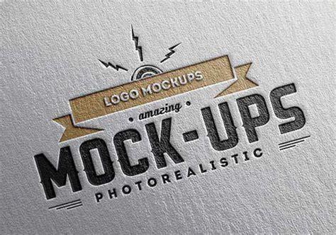 logo design mockup psd free download fresh free photoshop psd mockups for designers 27 mockups