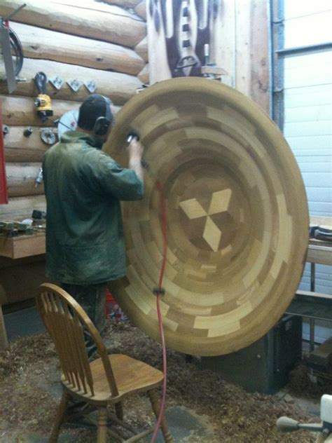 Largest Wood Bowl In Alaska Attracts World Travelers