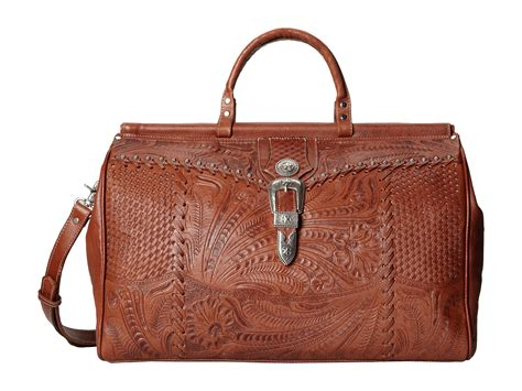 T Brown Omace Backpack 3 Fungsi american west retro duffel bag at zappos