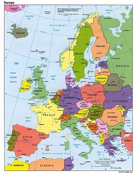 europe map all countries map of europe cities pictures map of europe countries