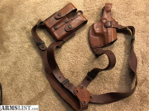 comfortable shoulder holster armslist for sale trade aker 101 a b92f comfort flex