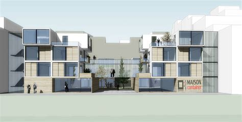 Modular Duplex House Plans by When Beauty And Efficiency Meet Modular Architecture