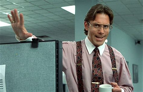 Office Space Bill Lumbergh Meme - office space boss agile things