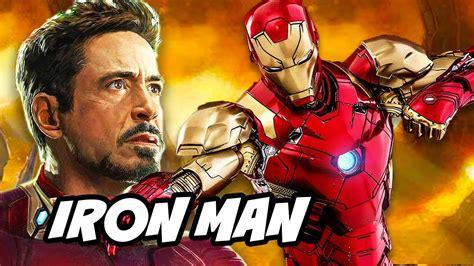 avengers iron man armor teaser breakdown youtube