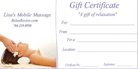 pin massage gift on pinterest