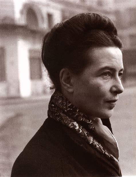 simone de beauvoir women