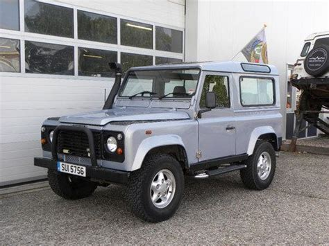 land rover 1985 purchase used 1985 land rover defender 90 sw td5 7 seats