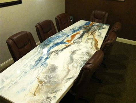 Best Material For Kitchen Backsplash 38 Best Images About Epoxy Countertops On Pinterest