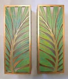 Tropical Wall Decor by Coconut Palm Sconces Tropical Wall Sconces Hawaii