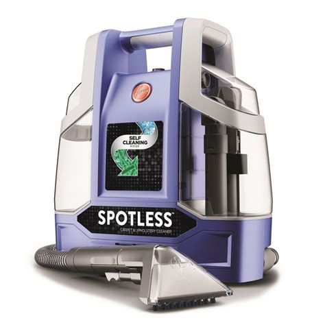 Carpet And Upholstery Cleaner Reviews by Hoover Spotless Portable Carpet And Upholstery Cleaner