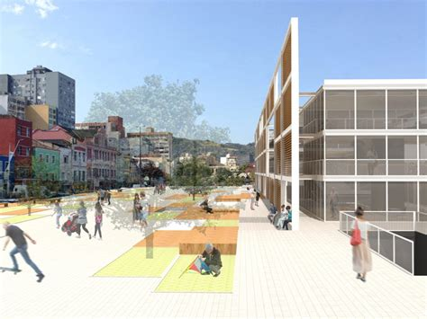 design magazine brazil nova biblioteca student proposal for bioclimatic library