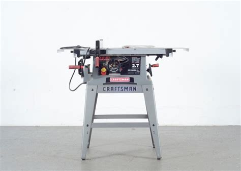 craftsman table saw 137 248481 craftsman table saw ebth