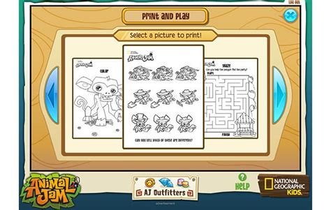 back talk national geographic kids my shot how to play animal jam national geographic kids