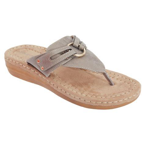 mule sandals for boulevard womens toe post comfort mule sandals ebay