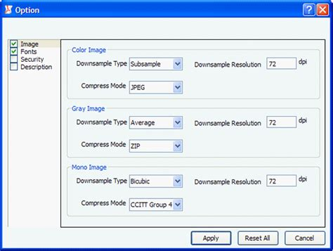 compress pdf dpi reduce resolution pdf developersbomb