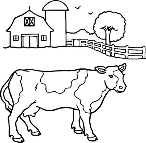 Animal Coloring Pages Category Printable Coloring Pages Printable Farm Animals Coloring Pages