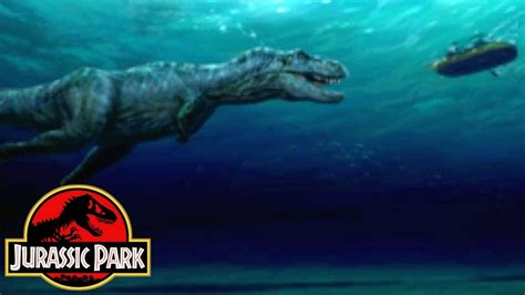 river thames jurassic world why the river raft scene was cut from jurassic park fizx