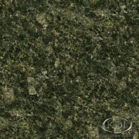 Granite Countertops Green by Green Flower Granite Kitchen Countertop Ideas