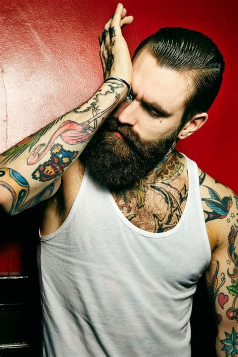 fashion tattoos for men tattooed models page 8 of 10 alux