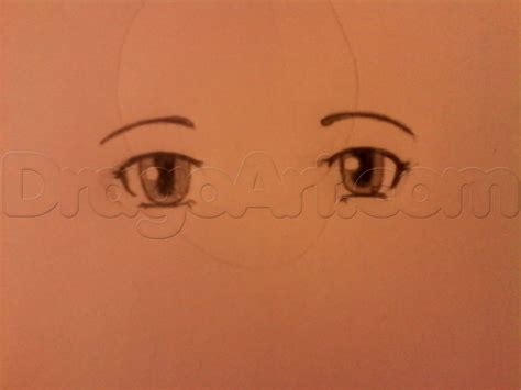 normal sketch drawing how to draw normal anime step by step anime