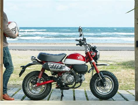 2019 Honda 125 Monkey by New 2019 Honda Monkey 125 Review Of Specs Features