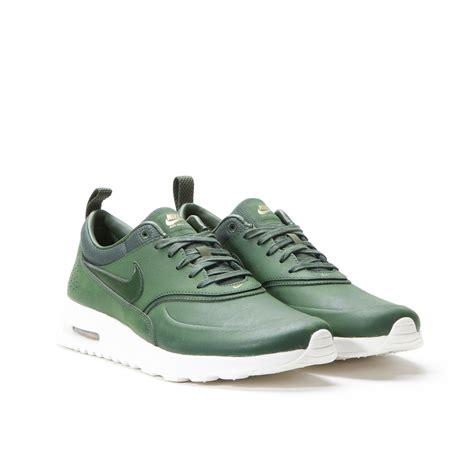 Nike Air Max Thea nike wmns air max thea prm carbon green 616723 304