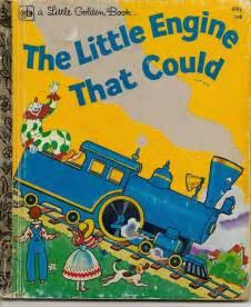 a little golden bookthe little engine that could vintage