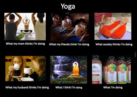 Yoga Memes - droidmaker on a roll yoga meme