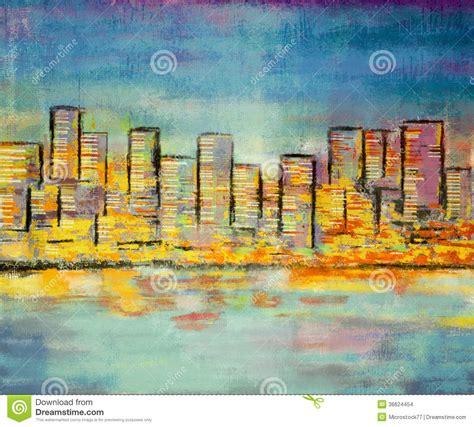 la pintura del impresionismo 3836557096 edificio de la pintura del impresionismo imagenes de archivo imagen 36624454