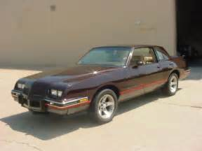 1985 Pontiac Grand Prix Object Moved
