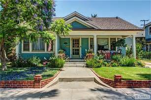 California Bungalow Charming California Bungalow