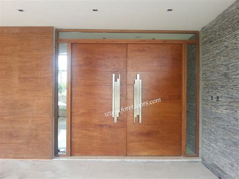 High End Modern Front Entry Doors High End Exterior Doors