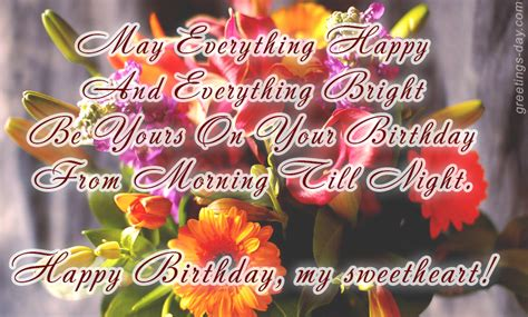 birthday poems quotes messages wishes