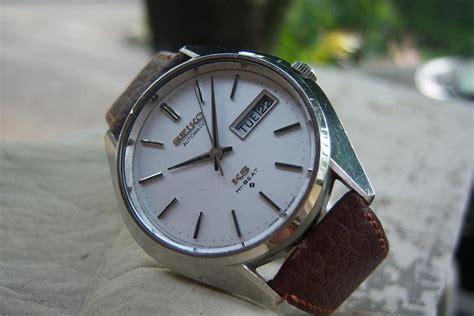 Jam Tangan King Seiko jam tangan kuno king seiko cal 5625 6 transition movement