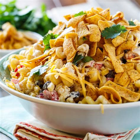 creamy ranch pasta salad family fresh meals bbq ranch pasta salad spicy southern kitchen