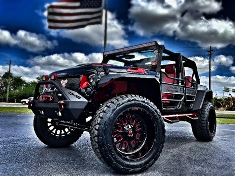 2018 jeep wrangler lifted 2018 jeep wrangler rubicon custom lifted leather for sale