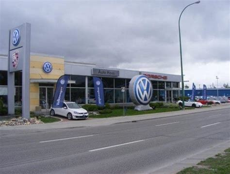 car haus auto haus volkswagen in winnipeg mb