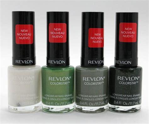 revlon nail colors revlon colorstay nail 2012 6 she12
