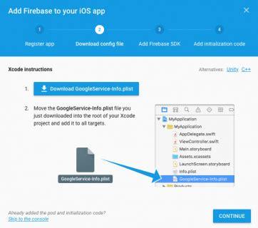 firebase chat tutorial ios firebase remote config tutorial for ios
