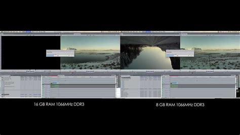 Ram Mac 16gb ram vs 8gb ram mac noob test