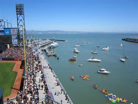 giants boat picture san francisco giants baseball