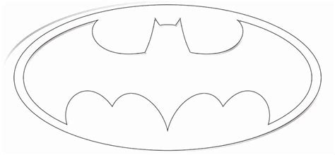 coloring pages of the batman symbol free printable batman logo cliparts co