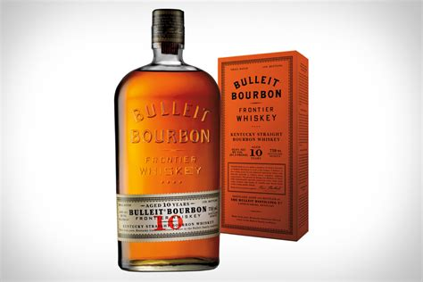 bulleit 10 year bourbon uncrate