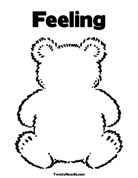 feelings coloring sheets for preschool coloring pages