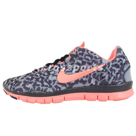 nike womens animal print running shoes nike wmns free tr fit 3 prt leopard print 2013 womens
